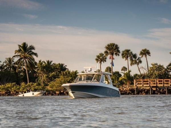 2020 Boston Whaler boat for sale, model of the boat is 380 Realm & Image # 42 of 87