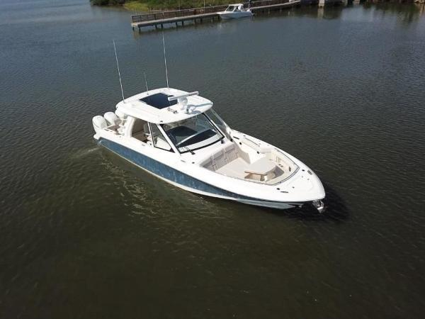 2020 Boston Whaler boat for sale, model of the boat is 380 Realm & Image # 43 of 87