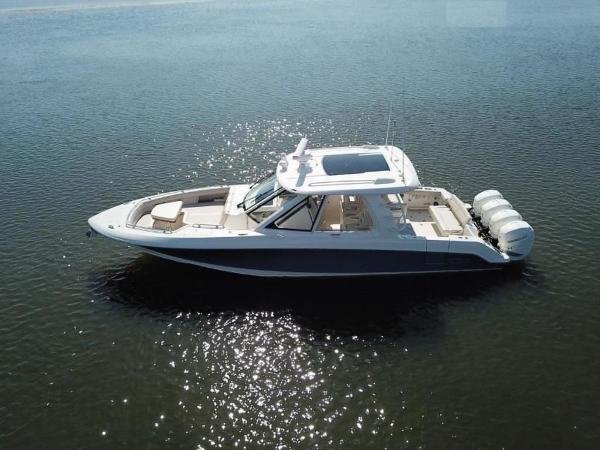 2020 Boston Whaler boat for sale, model of the boat is 380 Realm & Image # 49 of 87