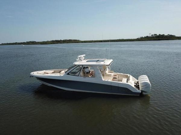 2020 Boston Whaler boat for sale, model of the boat is 380 Realm & Image # 53 of 87