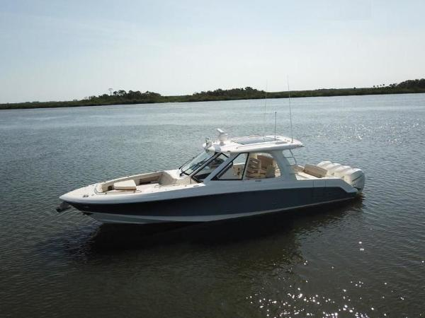 2020 Boston Whaler boat for sale, model of the boat is 380 Realm & Image # 57 of 87