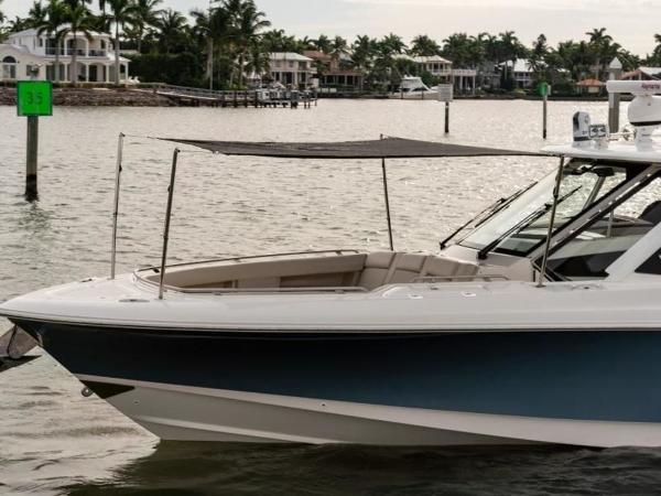 2020 Boston Whaler boat for sale, model of the boat is 380 Realm & Image # 58 of 87