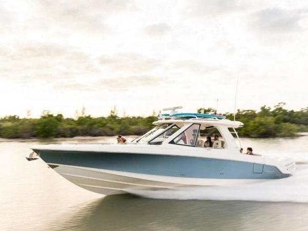2020 Boston Whaler boat for sale, model of the boat is 380 Realm & Image # 1 of 87