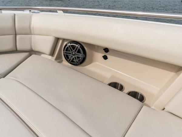 2020 Boston Whaler boat for sale, model of the boat is 380 Realm & Image # 73 of 87