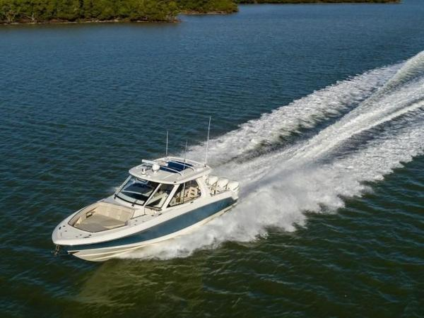 2020 Boston Whaler boat for sale, model of the boat is 380 Realm & Image # 81 of 87