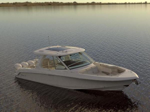 2020 Boston Whaler boat for sale, model of the boat is 380 Realm & Image # 82 of 87