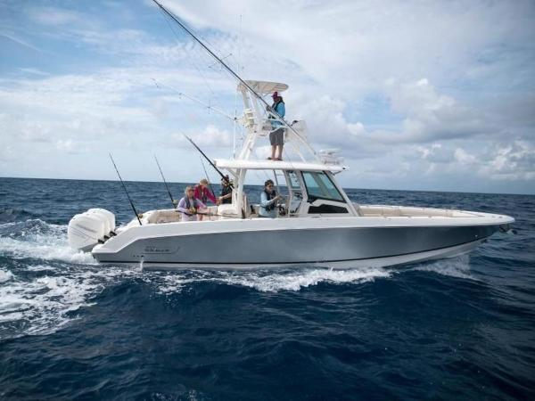 2020 Boston Whaler boat for sale, model of the boat is 380 Outrage & Image # 5 of 61