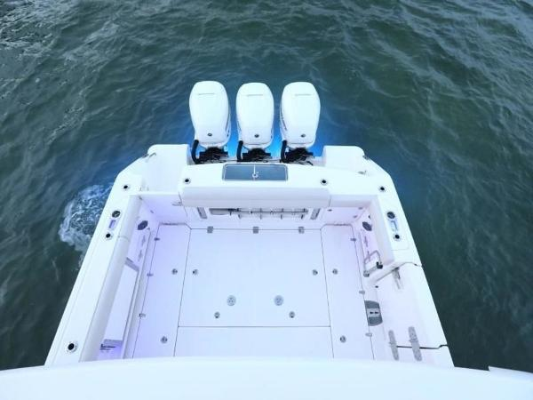 2020 Boston Whaler boat for sale, model of the boat is 380 Outrage & Image # 15 of 61