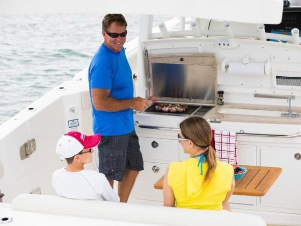 2020 Boston Whaler boat for sale, model of the boat is 380 Outrage & Image # 17 of 61