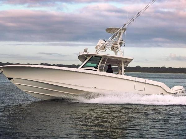 2020 Boston Whaler boat for sale, model of the boat is 380 Outrage & Image # 18 of 61