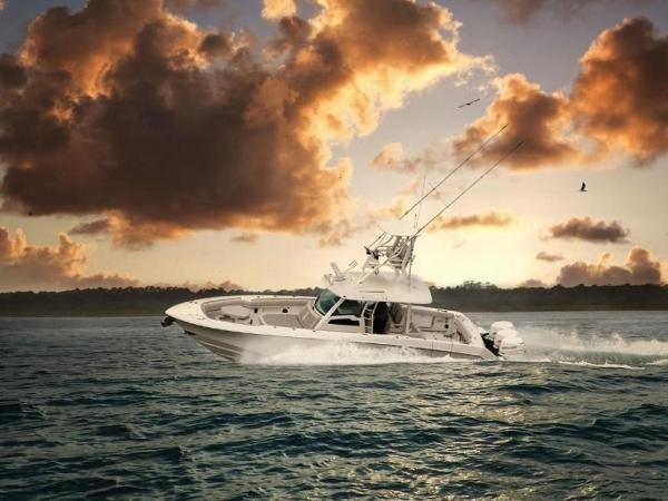 2020 Boston Whaler boat for sale, model of the boat is 380 Outrage & Image # 21 of 61