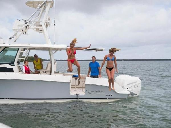 2020 Boston Whaler boat for sale, model of the boat is 380 Outrage & Image # 23 of 61