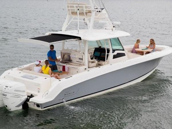 2020 Boston Whaler boat for sale, model of the boat is 380 Outrage & Image # 25 of 61