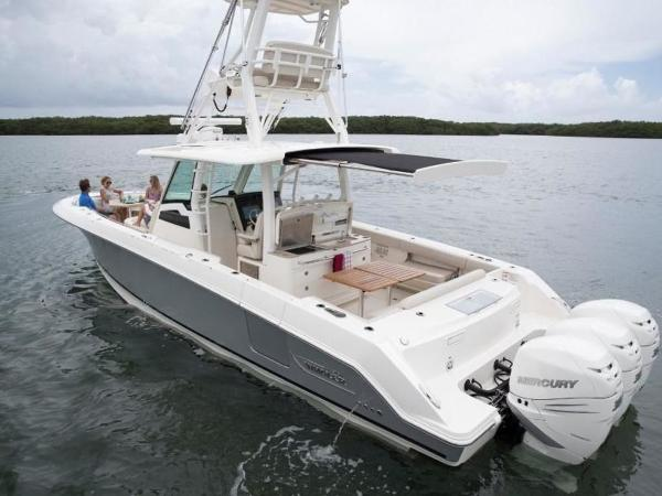 2020 Boston Whaler boat for sale, model of the boat is 380 Outrage & Image # 27 of 61