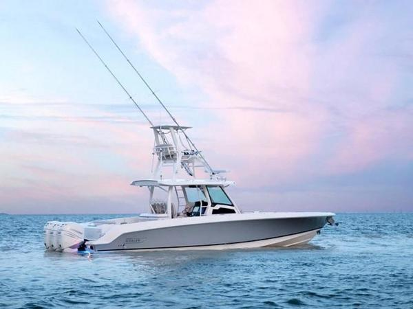 2020 Boston Whaler boat for sale, model of the boat is 380 Outrage & Image # 32 of 61