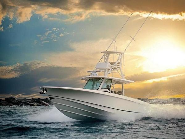 2020 Boston Whaler boat for sale, model of the boat is 380 Outrage & Image # 35 of 61