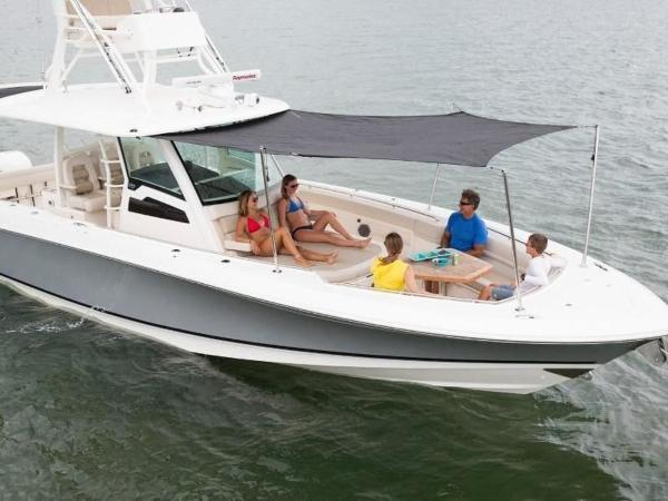 2020 Boston Whaler boat for sale, model of the boat is 380 Outrage & Image # 37 of 61