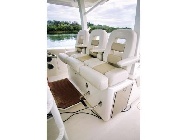 2020 Boston Whaler boat for sale, model of the boat is 380 Outrage & Image # 48 of 61
