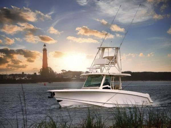 2020 Boston Whaler boat for sale, model of the boat is 380 Outrage & Image # 50 of 61
