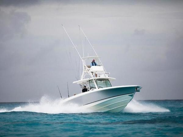2020 Boston Whaler boat for sale, model of the boat is 380 Outrage & Image # 56 of 61