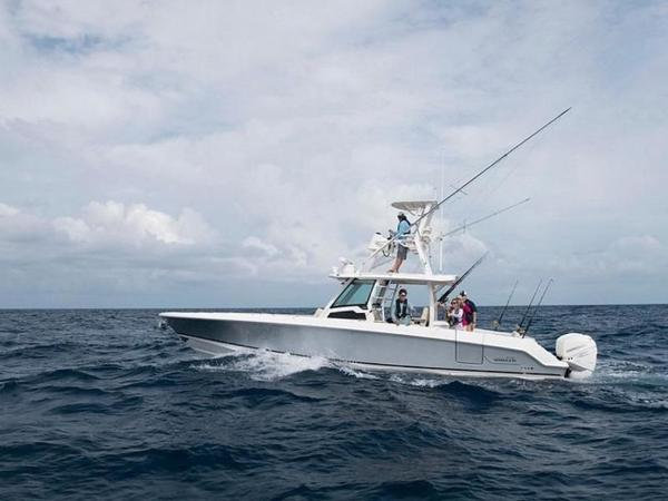 2020 Boston Whaler boat for sale, model of the boat is 380 Outrage & Image # 33 of 61