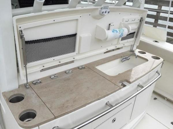 2020 Boston Whaler boat for sale, model of the boat is 380 Outrage & Image # 58 of 61