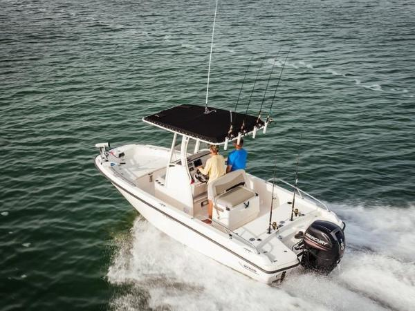 2020 Boston Whaler boat for sale, model of the boat is 210 Dauntless & Image # 10 of 35