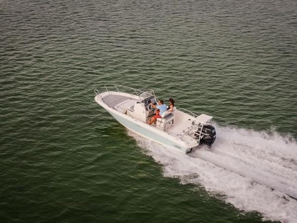 2020 Boston Whaler boat for sale, model of the boat is 210 Dauntless & Image # 13 of 35