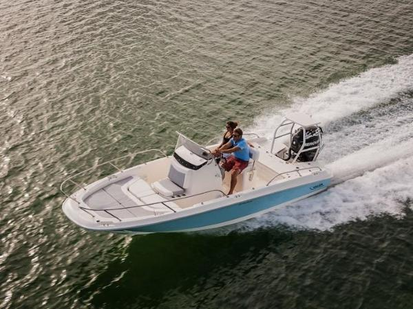 2020 Boston Whaler boat for sale, model of the boat is 210 Dauntless & Image # 14 of 35