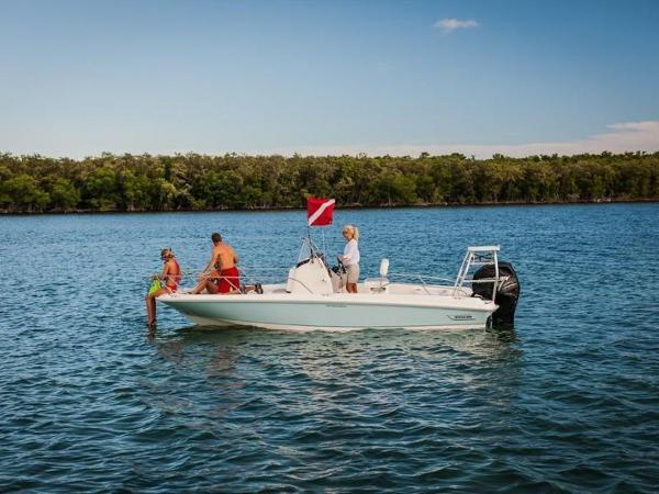2020 Boston Whaler boat for sale, model of the boat is 210 Dauntless & Image # 16 of 35