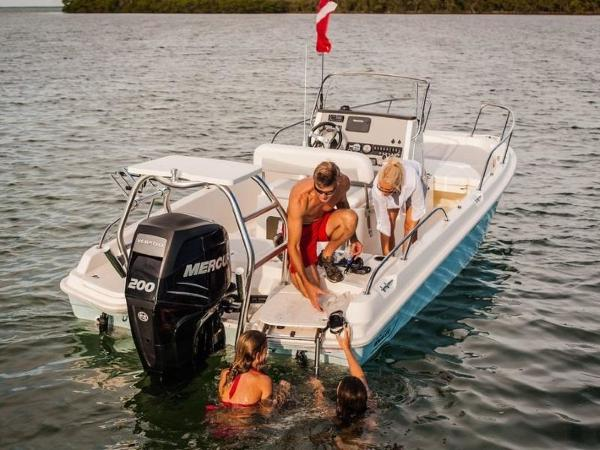 2020 Boston Whaler boat for sale, model of the boat is 210 Dauntless & Image # 21 of 35
