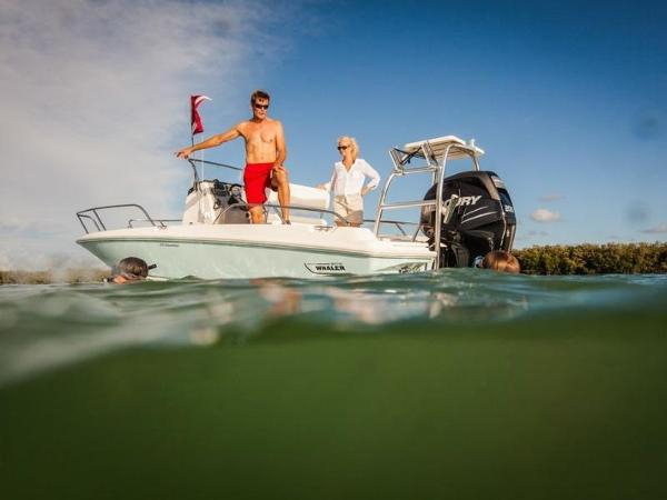 2020 Boston Whaler boat for sale, model of the boat is 210 Dauntless & Image # 22 of 35