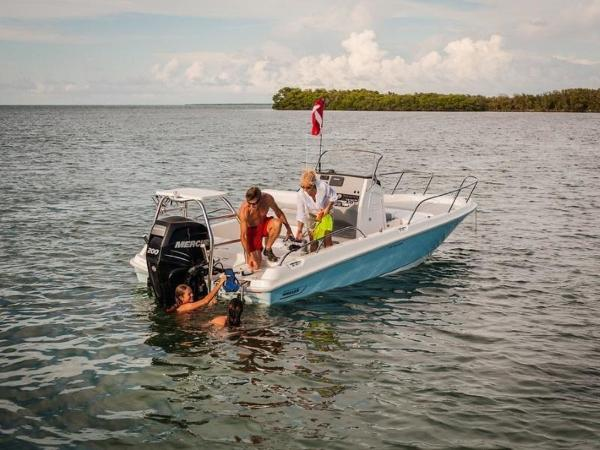 2020 Boston Whaler boat for sale, model of the boat is 210 Dauntless & Image # 23 of 35