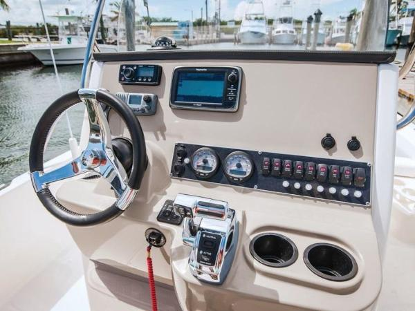 2020 Boston Whaler boat for sale, model of the boat is 210 Dauntless & Image # 35 of 35