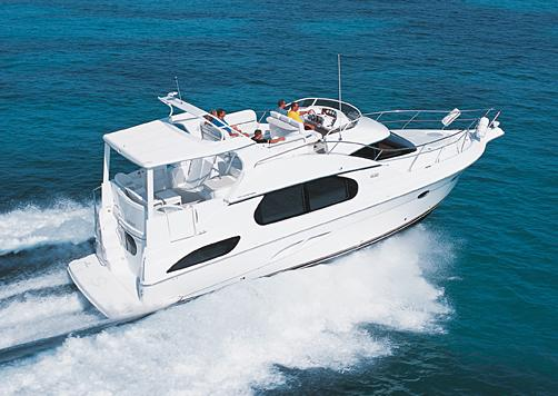 Silverton 43 Motor Yacht - Manufacturer Provided Image