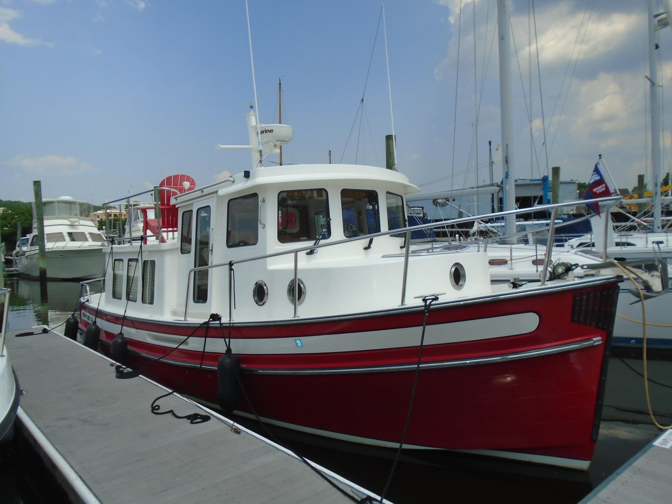 32 Nordic Tugs Simple Gifts 2009 Glen Cove   Denison Yacht Sales