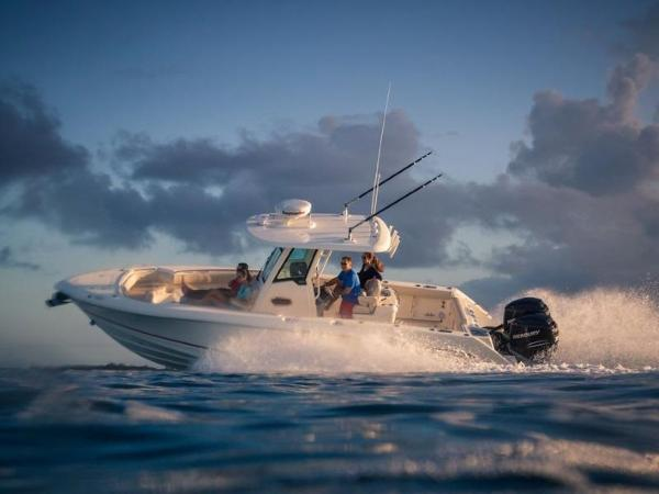 2020 Boston Whaler boat for sale, model of the boat is 280 Outrage & Image # 4 of 112