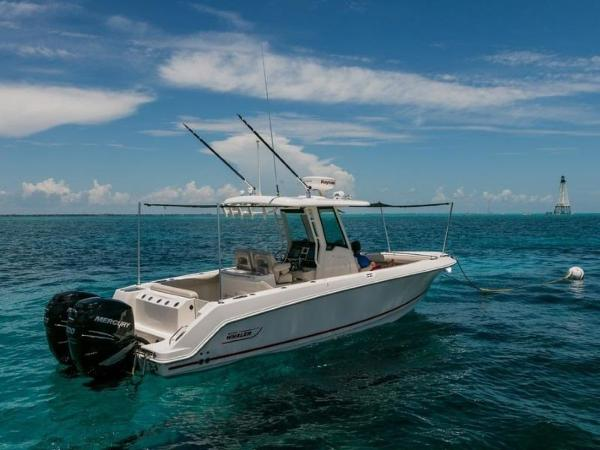 2020 Boston Whaler boat for sale, model of the boat is 280 Outrage & Image # 16 of 112