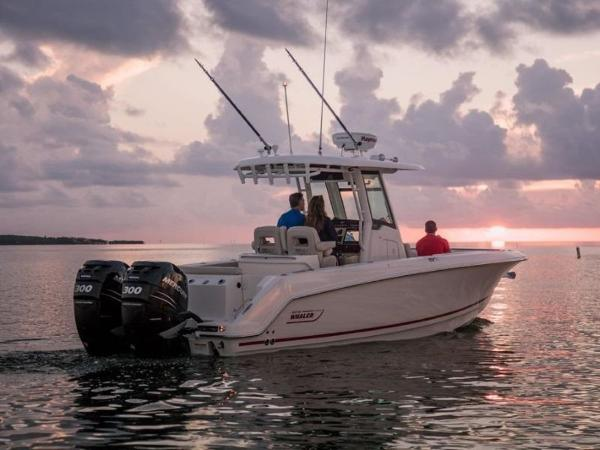 2020 Boston Whaler boat for sale, model of the boat is 280 Outrage & Image # 18 of 112
