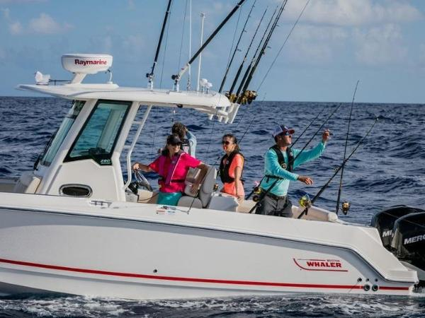 2020 Boston Whaler boat for sale, model of the boat is 280 Outrage & Image # 31 of 112