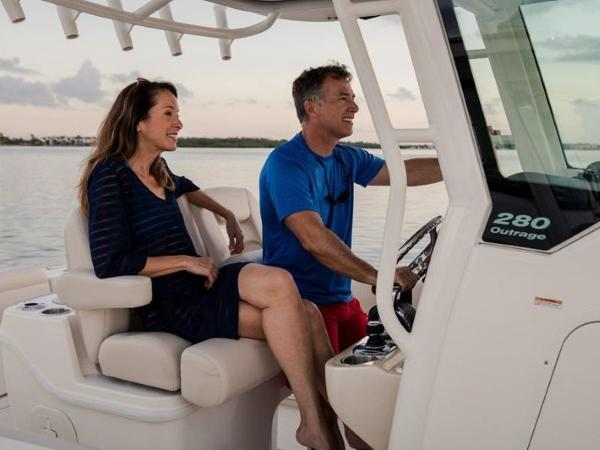 2020 Boston Whaler boat for sale, model of the boat is 280 Outrage & Image # 76 of 112