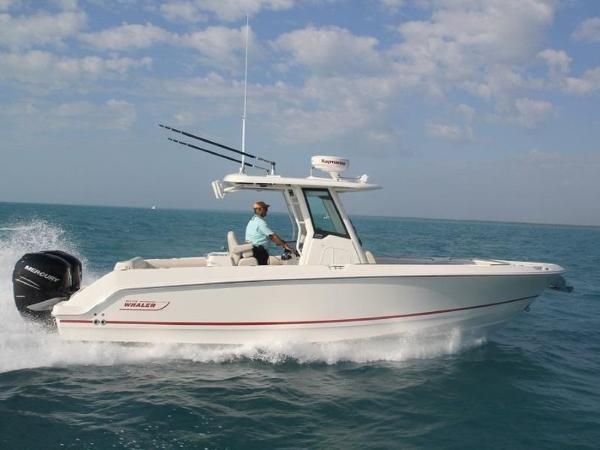 2020 Boston Whaler boat for sale, model of the boat is 280 Outrage & Image # 100 of 112