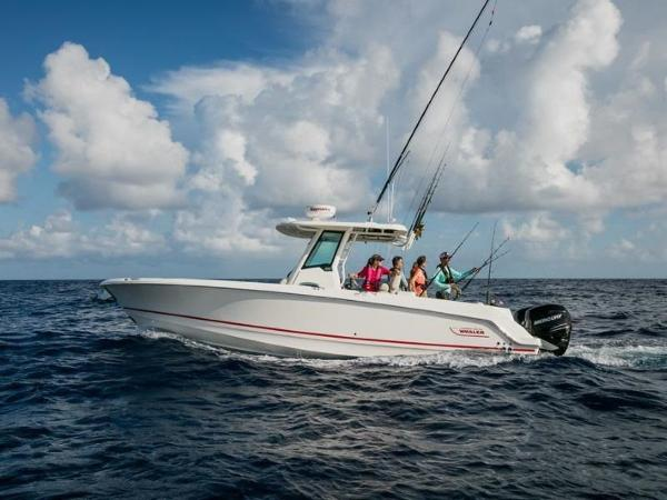 2020 Boston Whaler boat for sale, model of the boat is 280 Outrage & Image # 109 of 112