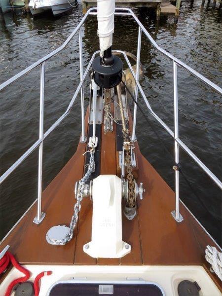 Windlass and Bow