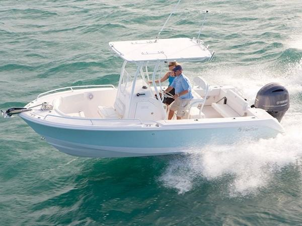 2020 Edgewater boat for sale, model of the boat is 208CC & Image # 1 of 11