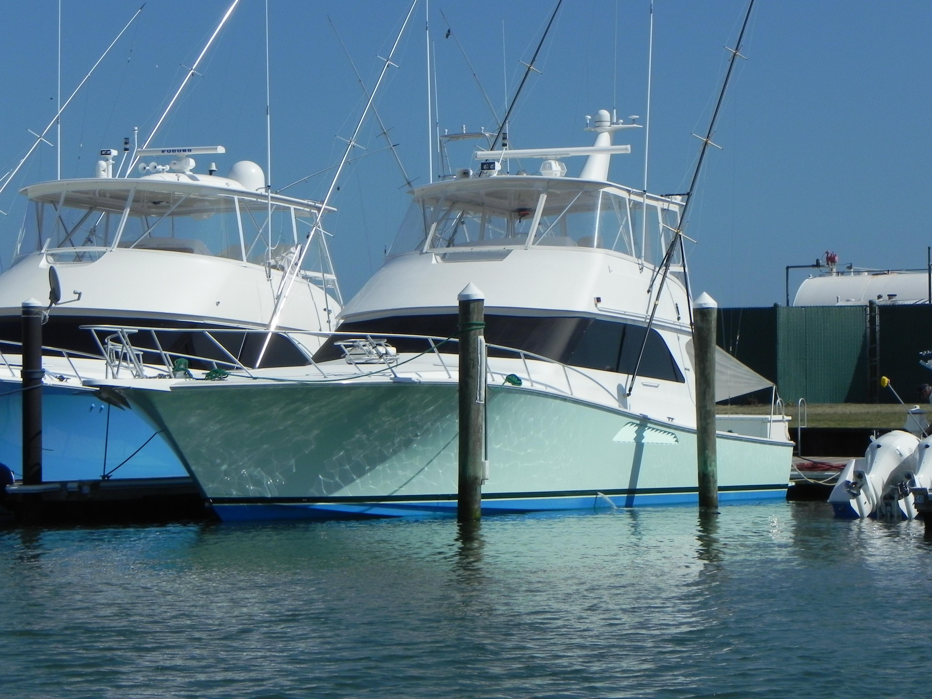 55 viking yachts 1999 for sale in delaware us denison for Sport fishing boats for sale by owner