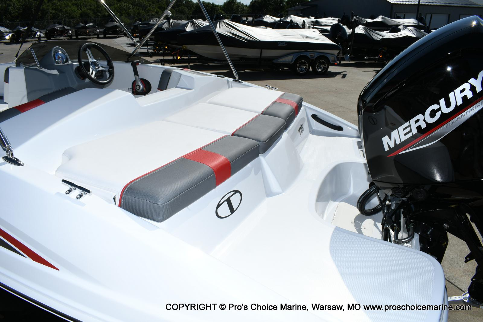 2020 Tahoe boat for sale, model of the boat is T16 & Image # 20 of 50
