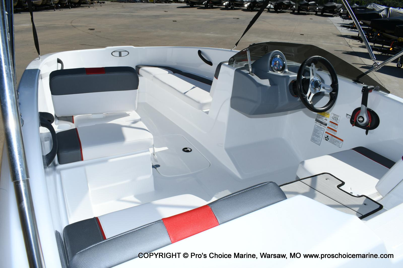 2020 Tahoe boat for sale, model of the boat is T16 & Image # 21 of 50