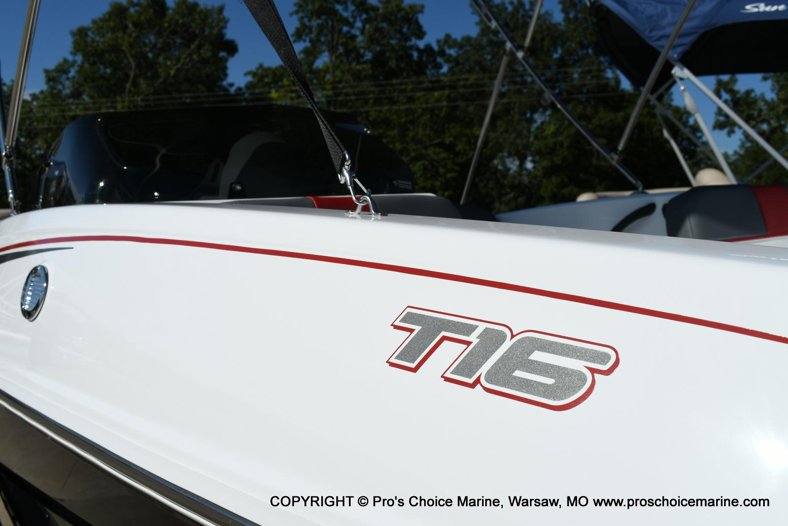 2020 Tahoe boat for sale, model of the boat is T16 & Image # 28 of 50