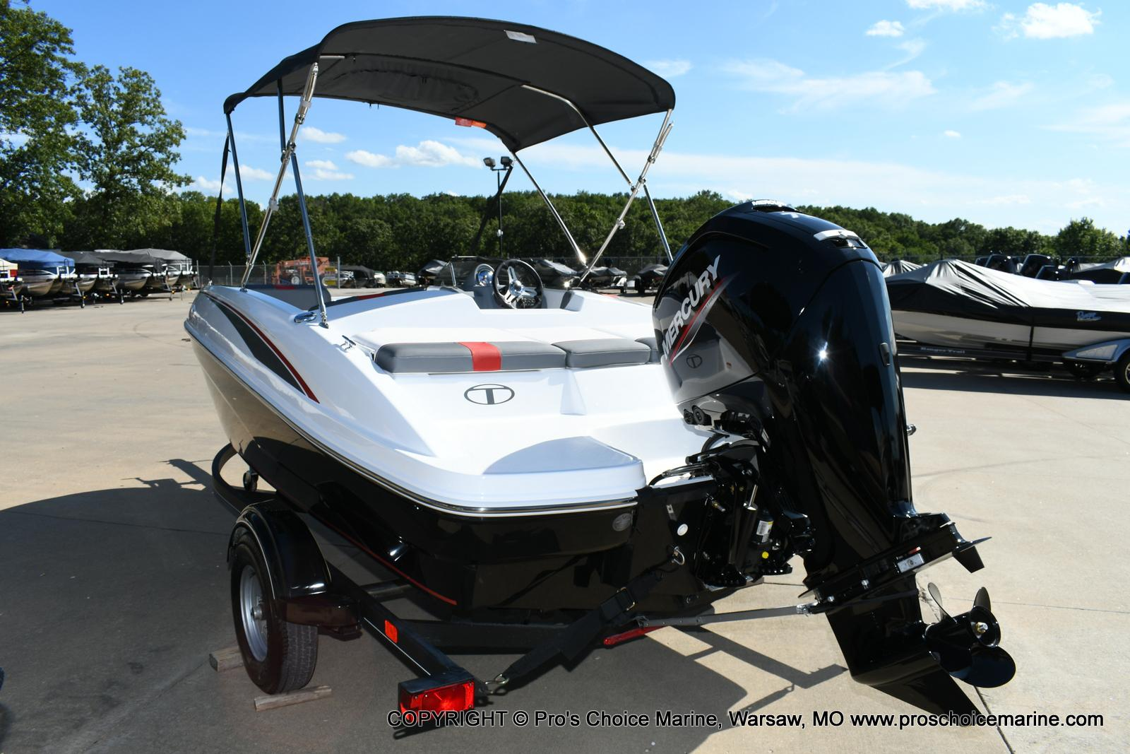 2020 Tahoe boat for sale, model of the boat is T16 & Image # 29 of 50
